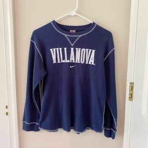 VINTAGE NIKE College Shirt